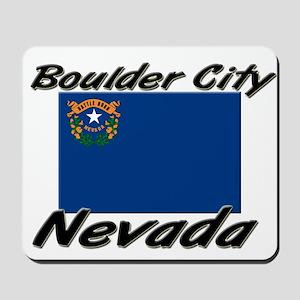 Boulder City Nevada Mousepad