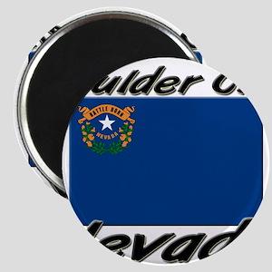 Boulder City Nevada Magnet