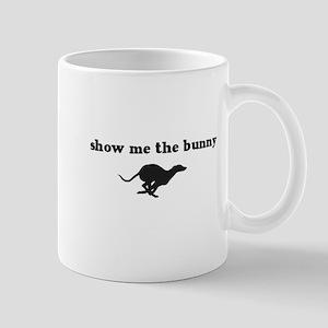 """""""Show me the bunny"""" Mug"""