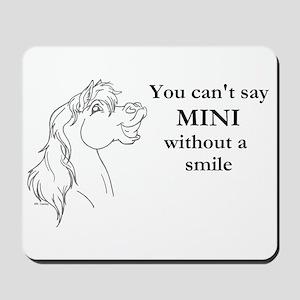 Mini Smile Mousepad