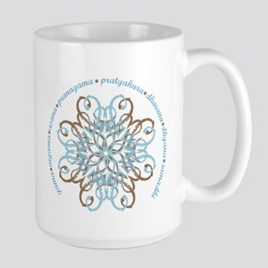 Eightfold Path - Large Mug