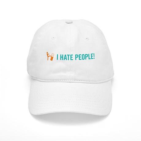 I Hate People! Cap