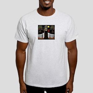 Pop Art Porch Entry Way Light T-Shirt