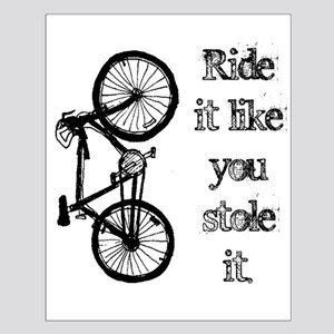 Ride It Small Poster