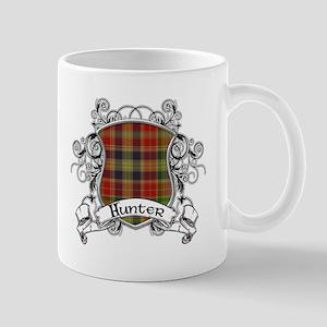 Hunter Tartan Shield Mug