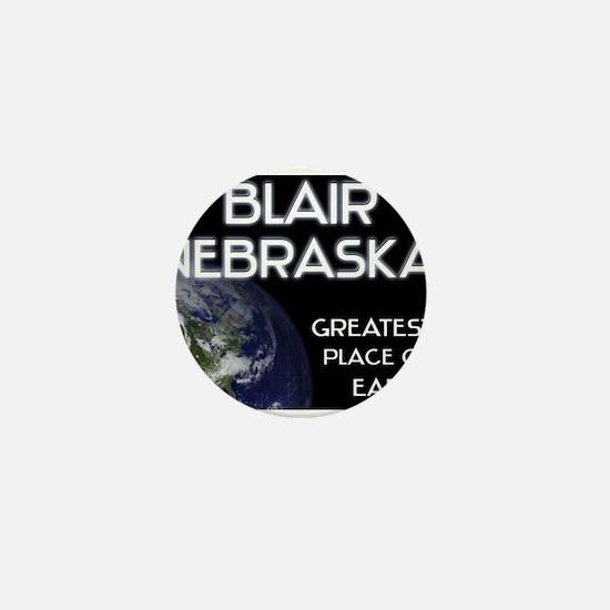 blair nebraska - greatest place on earth Mini Butt