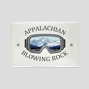 Appalachian Ski Mountain - Blowing Rock Magnets