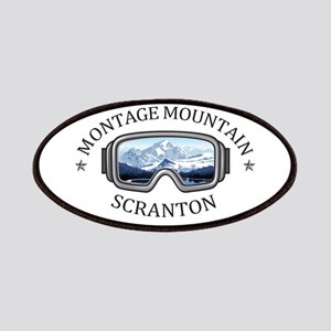 Montage Mountain Ski Resort - Scranton - P Patch