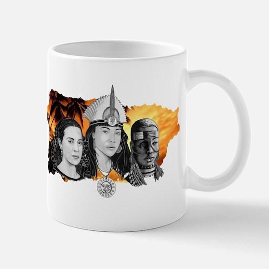 MI RAZA WOMEN WITH BORIKEN Mug