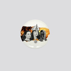 MI RAZA WOMEN WITH BORIKEN Mini Button