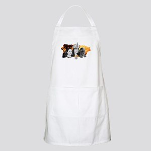 MI RAZA WOMEN WITH BORIKEN BBQ Apron