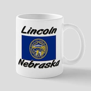 Lincoln Nebraska Mug