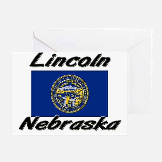 Lincoln Nebraska Greeting Card