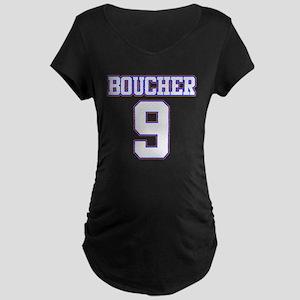 Boucher Maternity Dark T-Shirt
