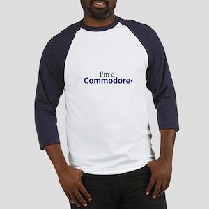 I'm a Commodore Baseball Jersey