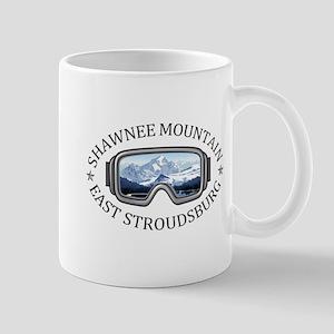 Shawnee Mountain Ski Area - East Stroudsbur Mugs