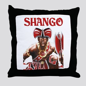 NEW!!! SHANGO CLOSE-UP Throw Pillow