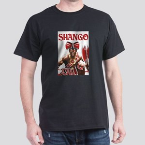 NEW!!! SHANGO CLOSE-UP Dark T-Shirt