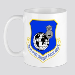 HQ Security Police Mug