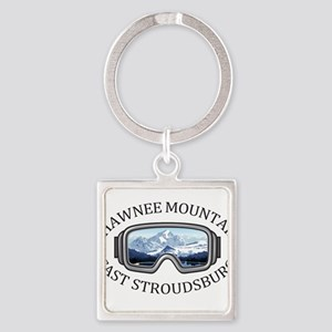 Shawnee Mountain Ski Area - East Strou Keychains