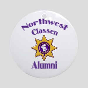 NWC Ornament (Round)