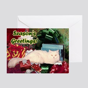 Season's Greetings Cards (6)