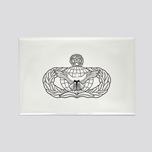 Security Forces Rectangle Magnet