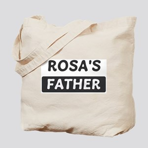 Rosas Father Tote Bag