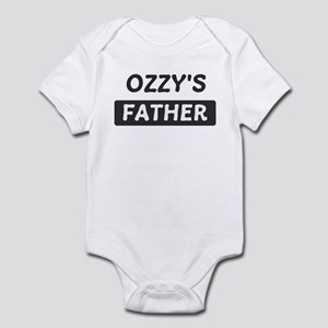 Ozzys Father Infant Bodysuit