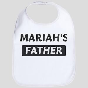 Mariahs Father Bib