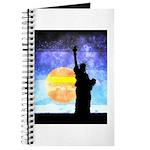 Majestic Lady Liberty Journal