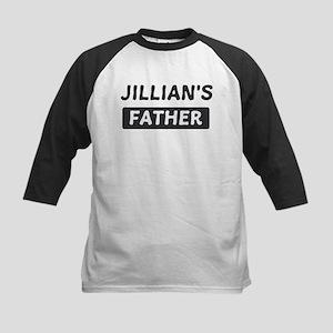 Jillians Father Kids Baseball Jersey