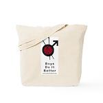 Men Who Knit Project Bag