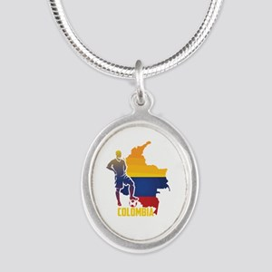 Football Worldcup Colombia Colombians So Necklaces