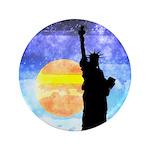 Majestic Lady Liberty Button