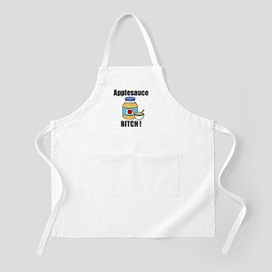 Applesauce Bitch BBQ Apron