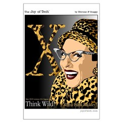 Think Wild! GIANT Poster