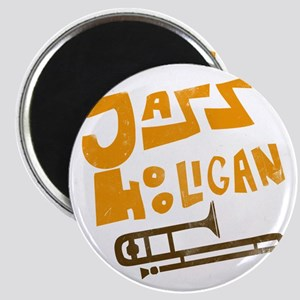 Jazz Hooligan Magnet