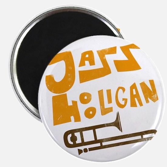 Jazz Hooligan Magnet