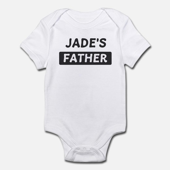 Jades Father Infant Bodysuit