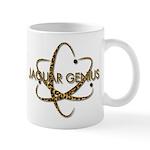Jaguar Genius Small Mug