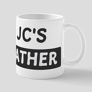 Jcs Father Mug