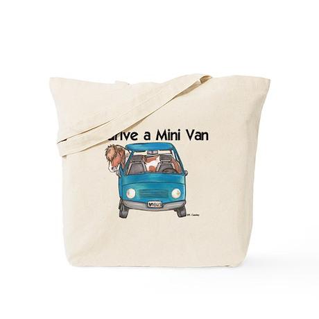 Drive Mini Van Tote Bag