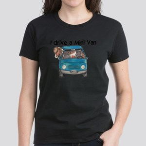 Drive Mini Van Women's Dark T-Shirt
