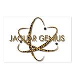 Jaguar Genius Postcards (Package of 8)