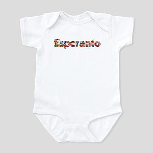 National Flags Infant Bodysuit