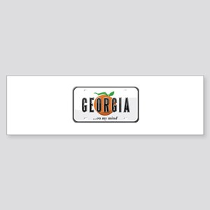 Georgia Sticker (Bumper)