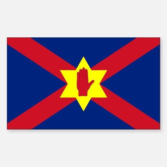 Cute Ulster scot Sticker (Rectangle)