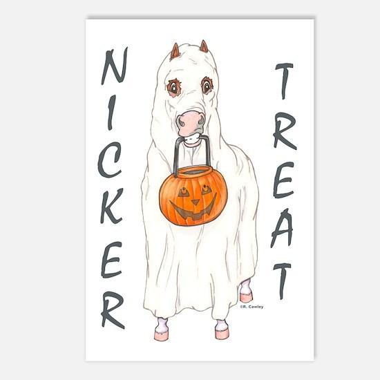 Nicker Treat Postcards (Package of 8)