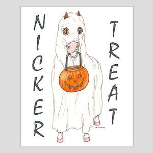 Nicker Treat Small Poster